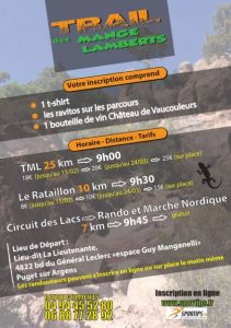 trail des manges lambers puget